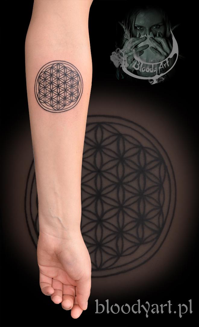 Bloody Art Tattoo Studio Milena żmijewska Sebastian